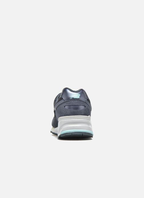 New Balance WL999 (Azzurro) - scarpe da ginnastica chez chez chez | Più economico del prezzo  358660