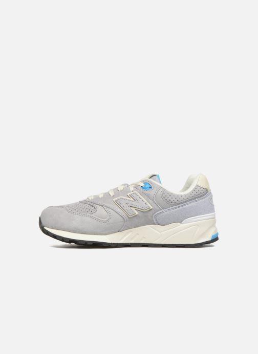 Sneakers New Balance WL999 Grigio immagine frontale