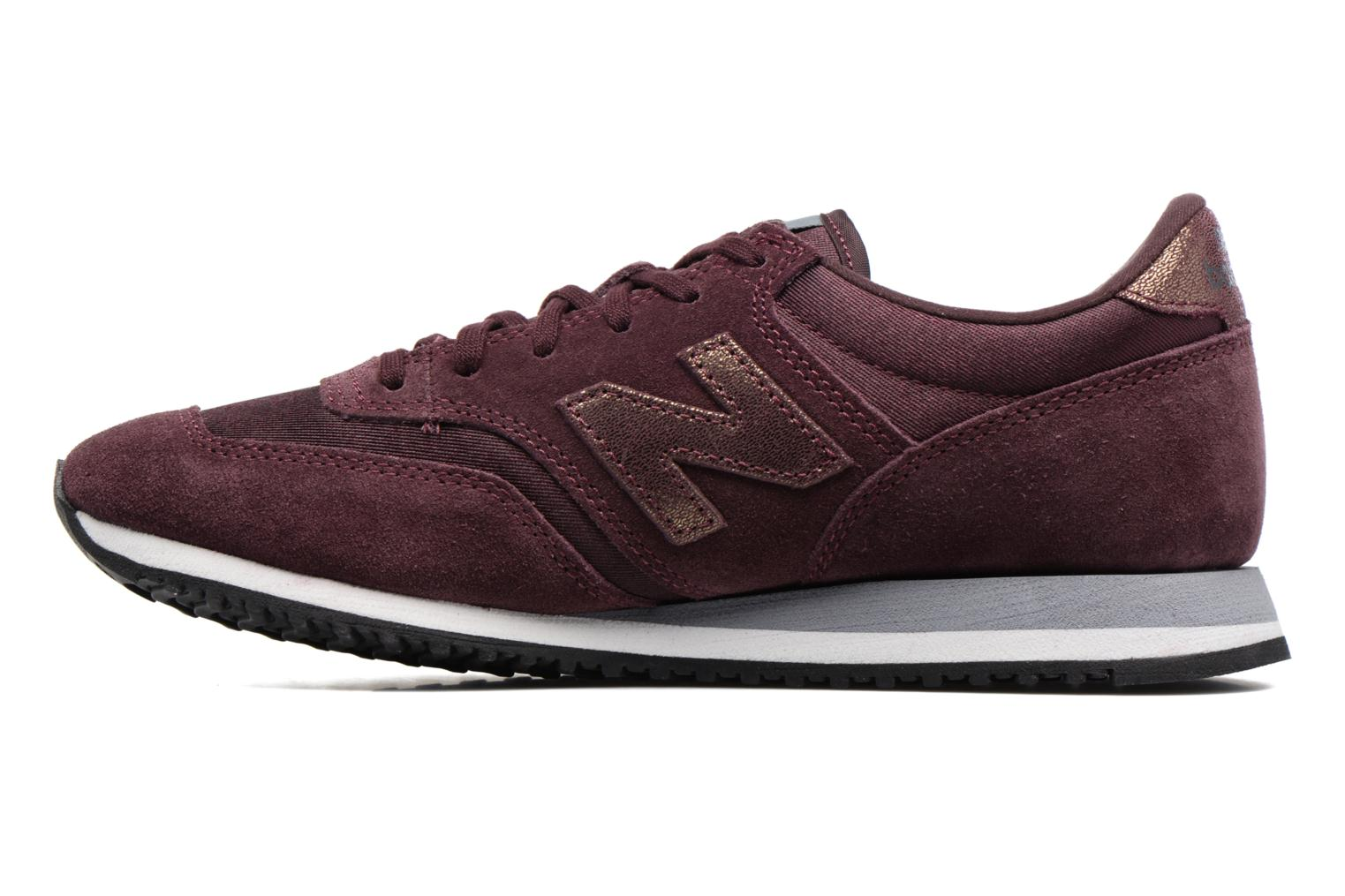 Sneakers New Balance CW620 Lilla se forfra