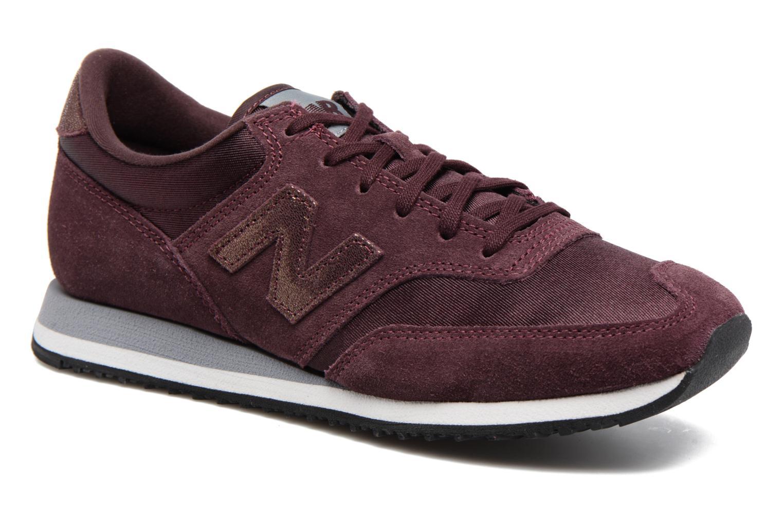 Sneakers New Balance CW620 Lilla detaljeret billede af skoene