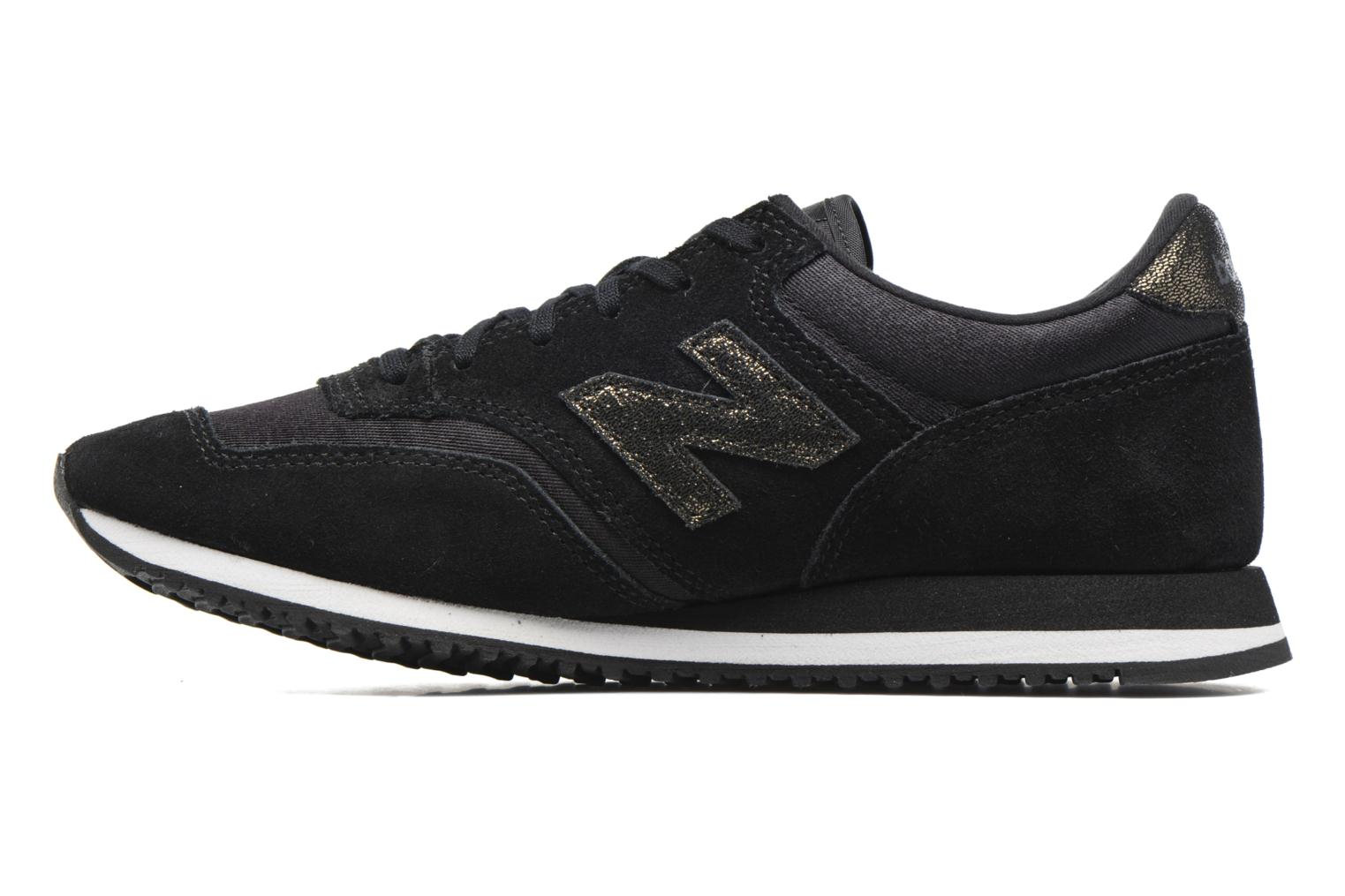 Sneakers New Balance CW620 Sort se forfra