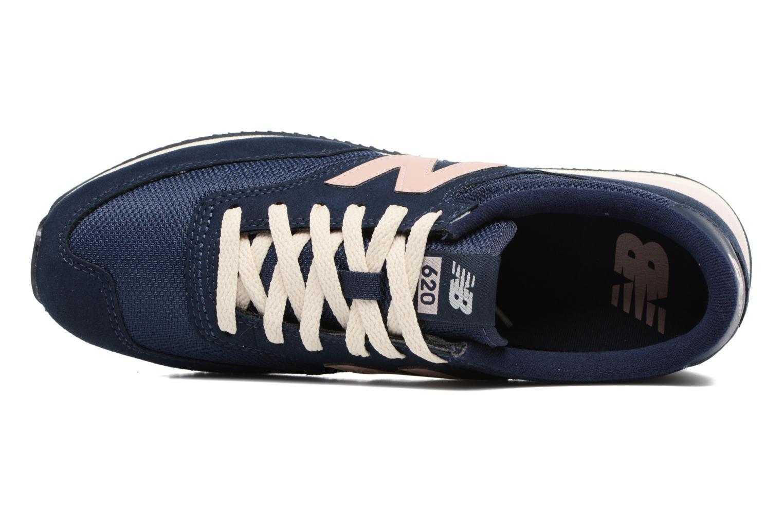 Sneakers New Balance CW620 Blauw links