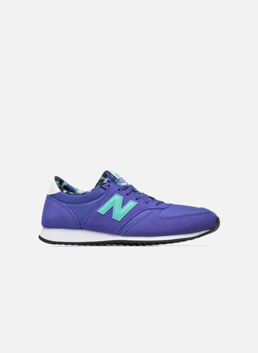 Trainers New Balance WL420 Blue back view
