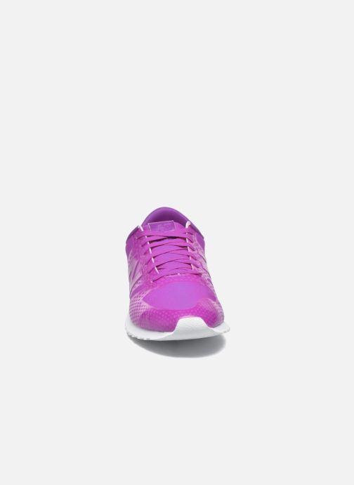 Sneaker New Balance WL420 rosa schuhe getragen