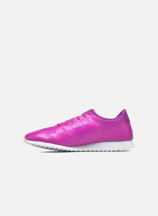 Sneakers New Balance WL420 Rosa immagine frontale