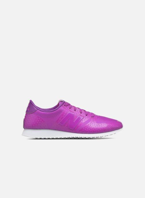 Sneaker New Balance WL420 rosa ansicht von hinten