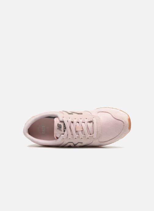 Baskets New Balance WL420 Rose vue gauche