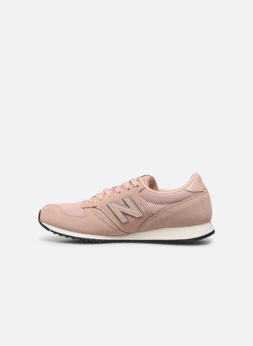 Baskets New Balance WL420 Rose vue face
