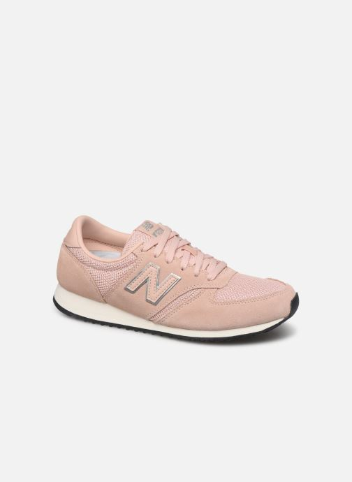 Trainers New Balance WL420 Pink detailed view/ Pair view