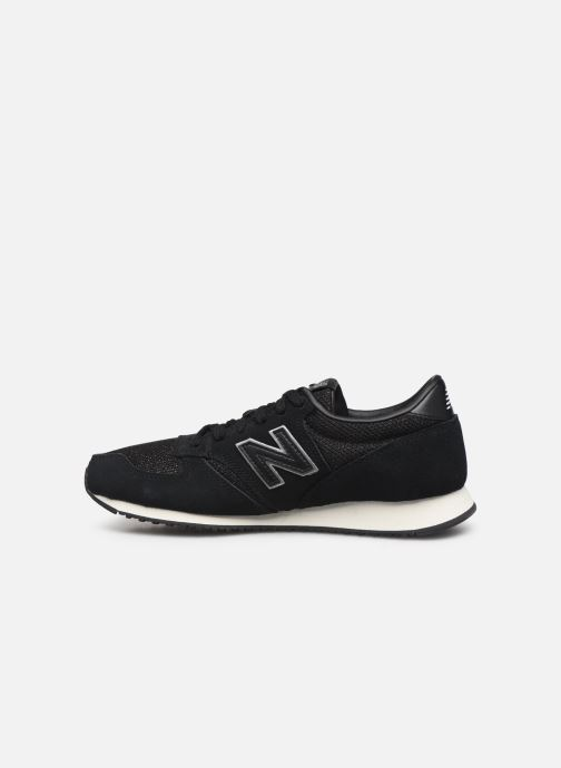 Trainers New Balance WL420 Black front view
