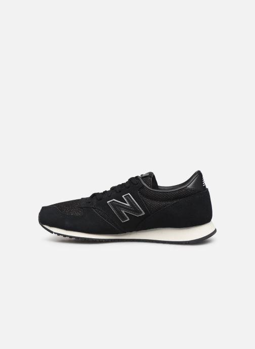 Sneakers New Balance WL420 Zwart voorkant