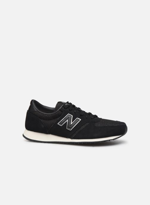 Sneaker New Balance WL420 schwarz ansicht von hinten