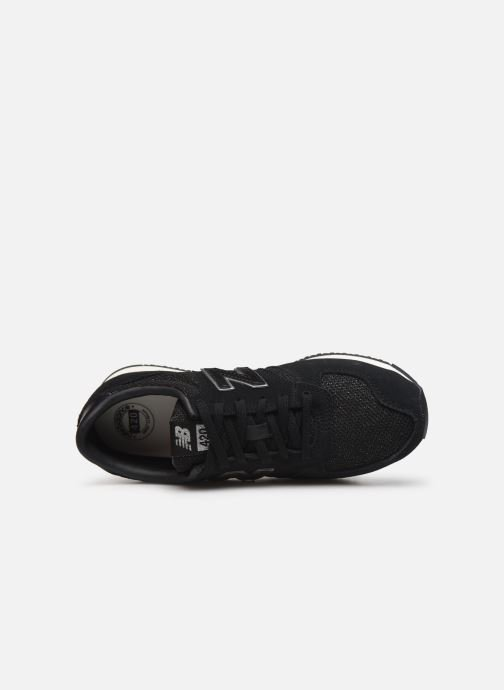 Trainers New Balance WL420 Black view from the left