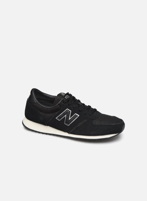 Trainers New Balance WL420 Black detailed view/ Pair view