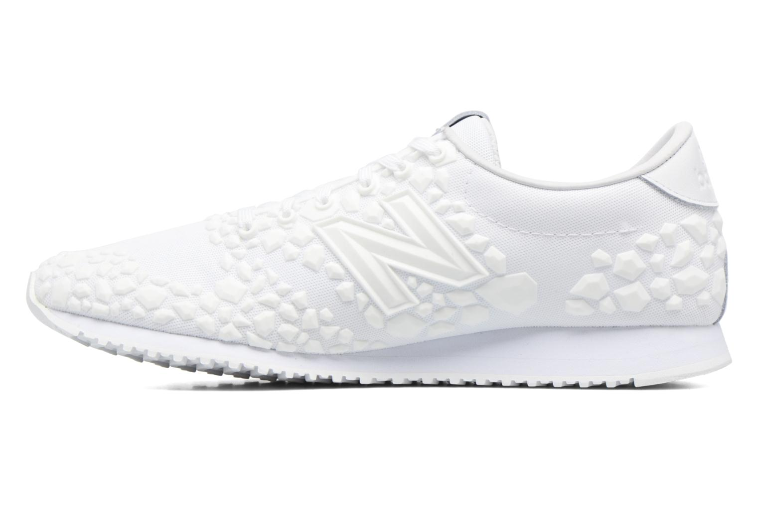 Baskets New Balance WL420 Blanc vue face