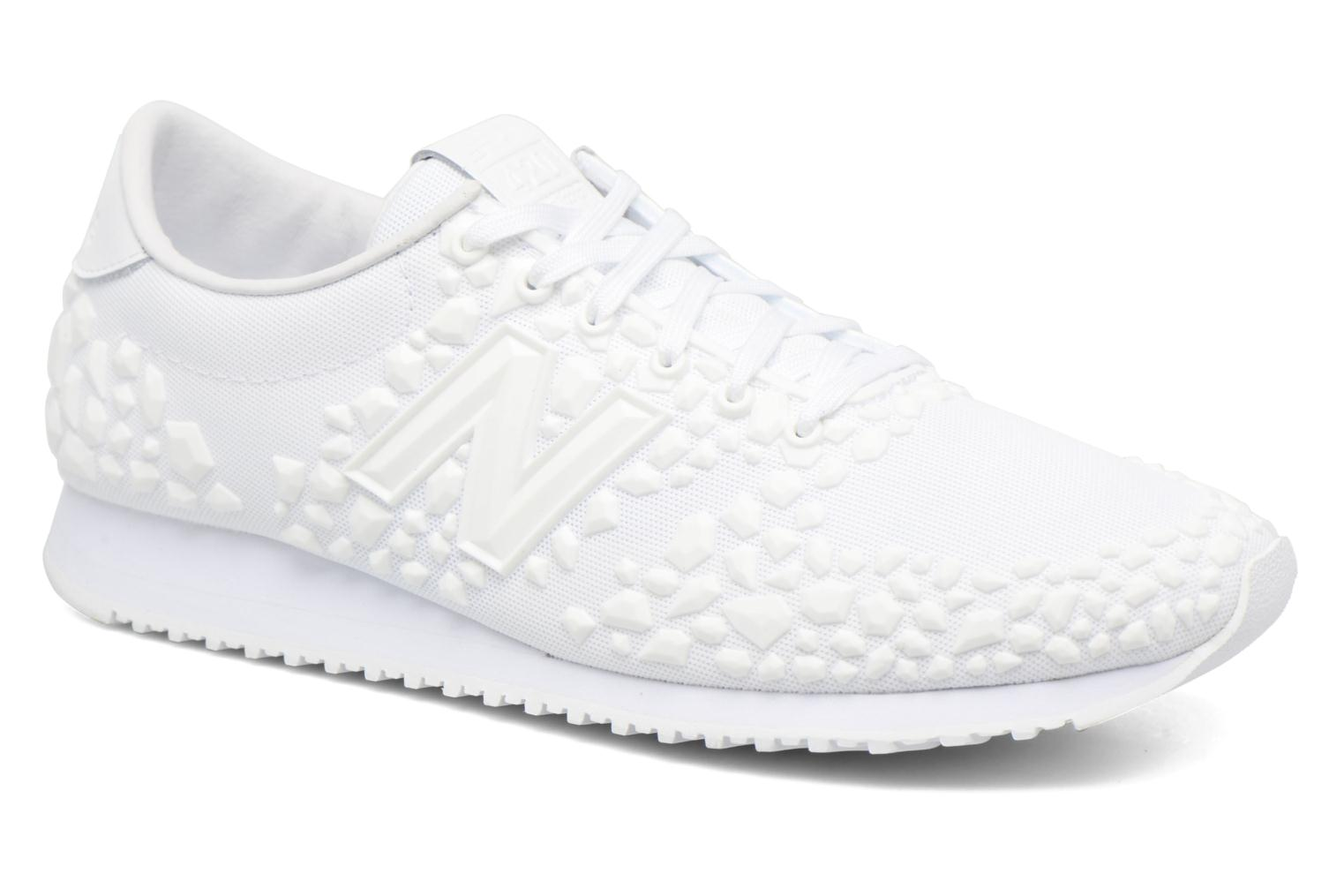 Trainers New Balance WL420 White detailed view/ Pair view