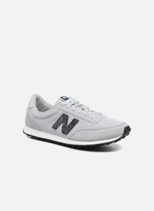 Trainers New Balance WL410 Grey detailed view/ Pair view