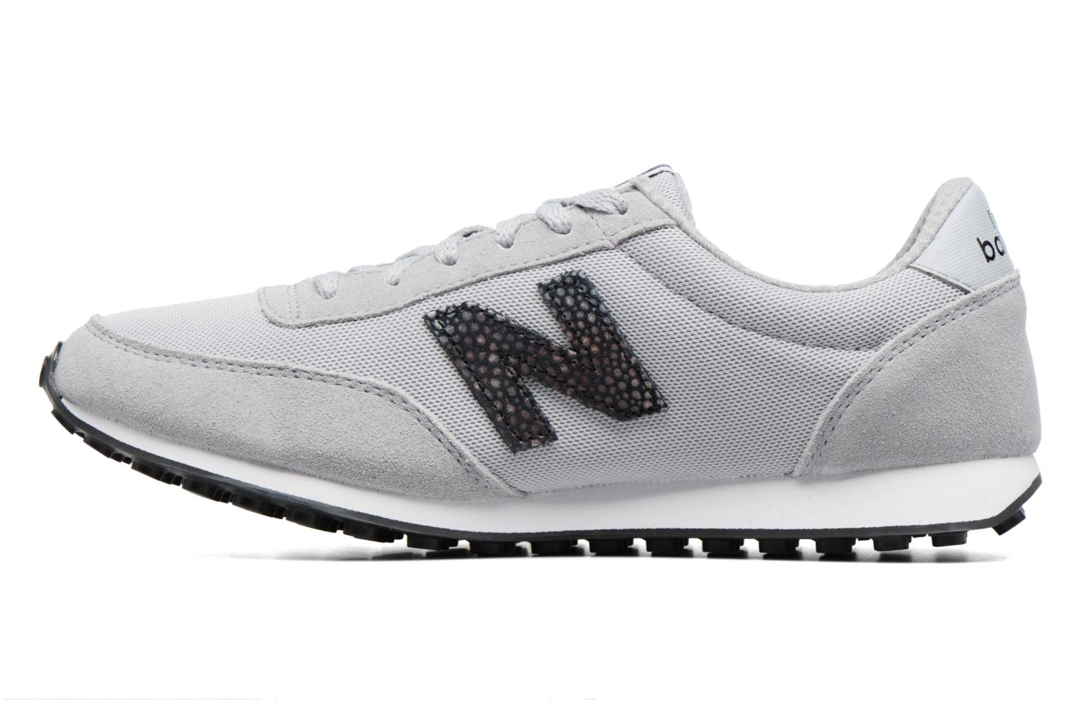 Baskets New Balance WL410 Gris vue face