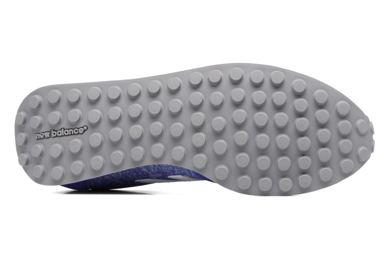 Baskets New Balance WL410 Bleu vue haut