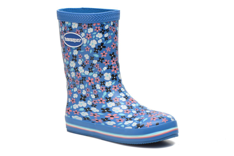 Stiefel Havaianas Aqua Kids Flores blau detaillierte ansicht/modell