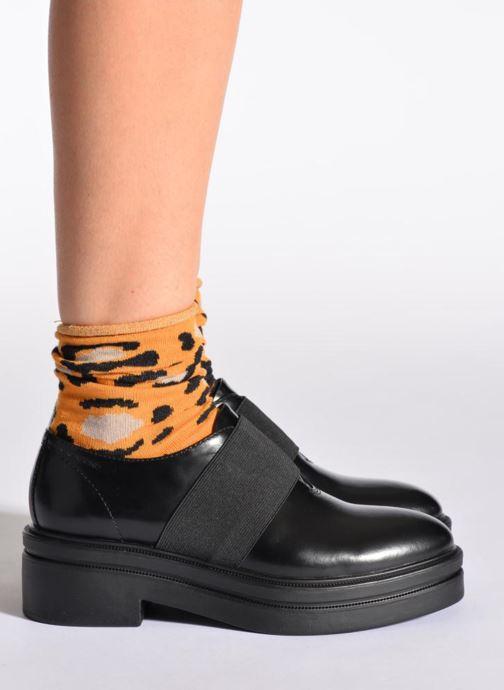 Socks & tights Hop Socks Socks COZY Orange model view