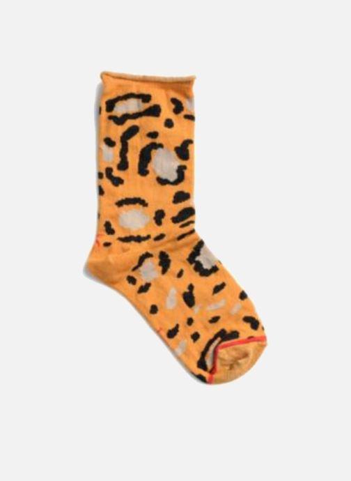 Strumpor och strumpbyxor Hop Socks Strumpor COZY Orange bild från baksidan