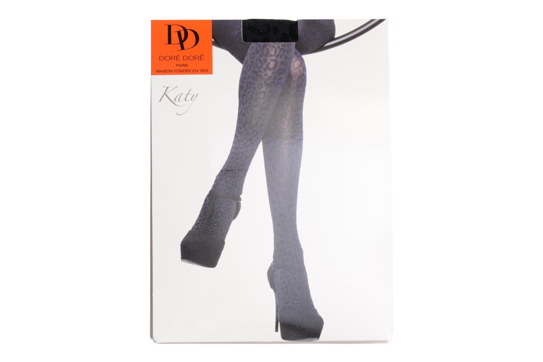 Chaussettes et collants Doré Doré Collant KATY Noir vue droite
