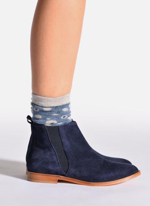 Socks & tights Doré Doré Socks POIS Blue model view