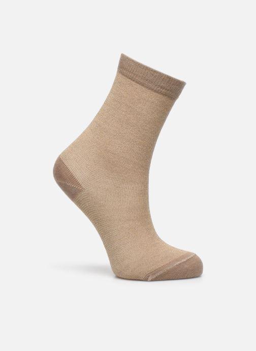 Socks & tights Doré Doré Socks GLITTER Beige detailed view/ Pair view