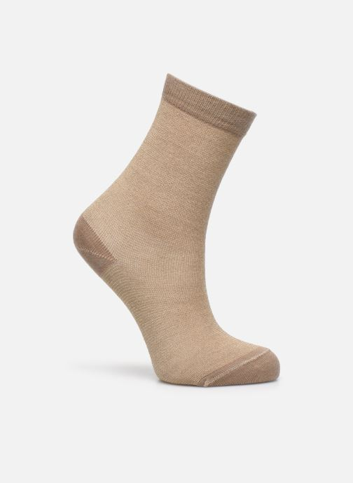 Socks & tights Doré Doré Socks GLITTER Beige detailed view/ Pair view