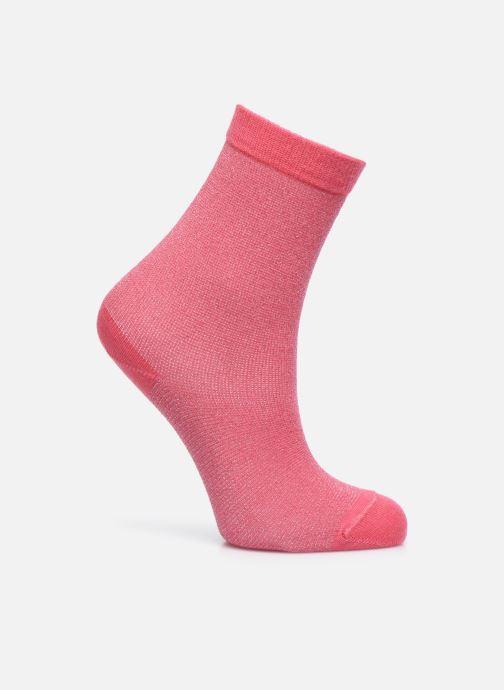 Socken & Strumpfhosen Doré Doré Socken GLITTER rosa detaillierte ansicht/modell