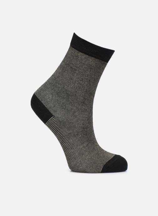 Chaussettes et collants Doré Doré Chaussettes GLITTER Noir vue détail/paire