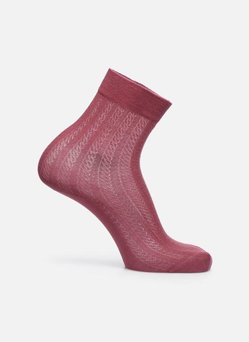Socks & tights Doré Doré Socks ALLURE Pink detailed view/ Pair view