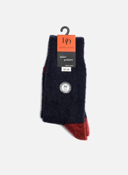 Socken & Strumpfhosen Doré Doré Socken ARCTIQUE blau ansicht von rechts