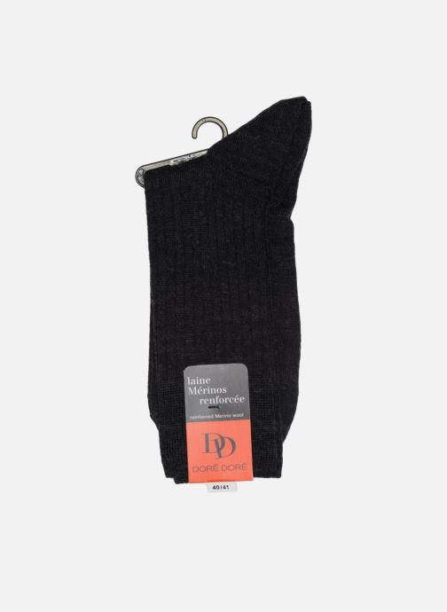 Socks & tights Doré Doré Socks INTEMPOREL Grey view from the right