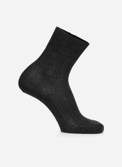 Socks & tights Doré Doré Socks INTEMPOREL Grey detailed view/ Pair view