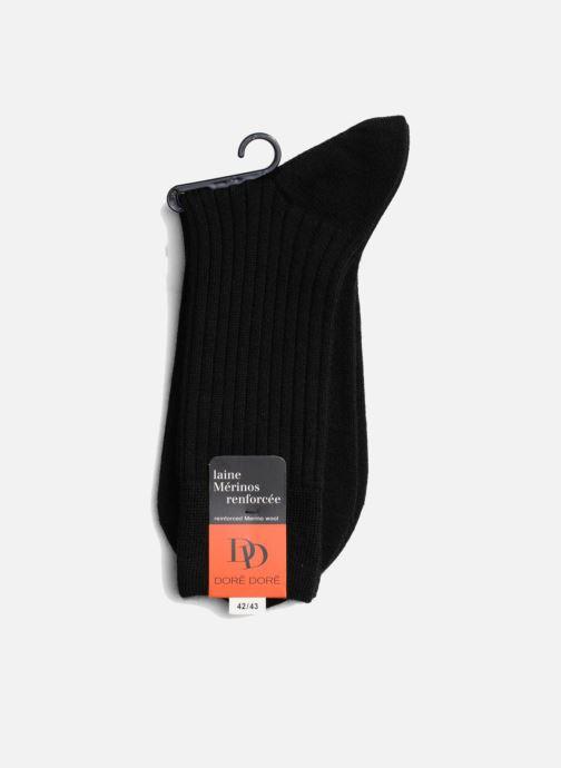 Socks & tights Doré Doré Socks INTEMPOREL Black view from the right