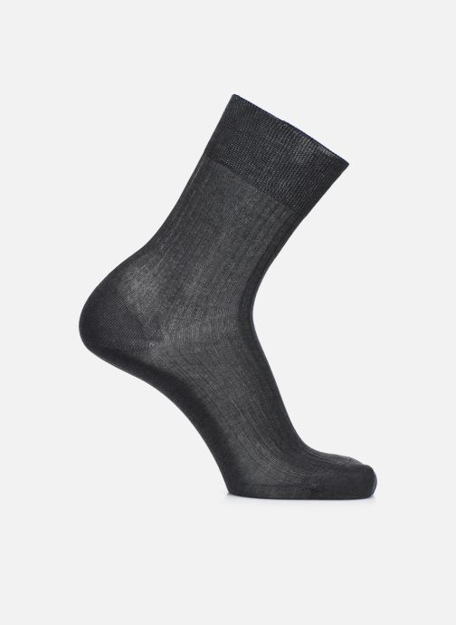 Socks & tights Doré Doré Socks PURETÉ Grey detailed view/ Pair view