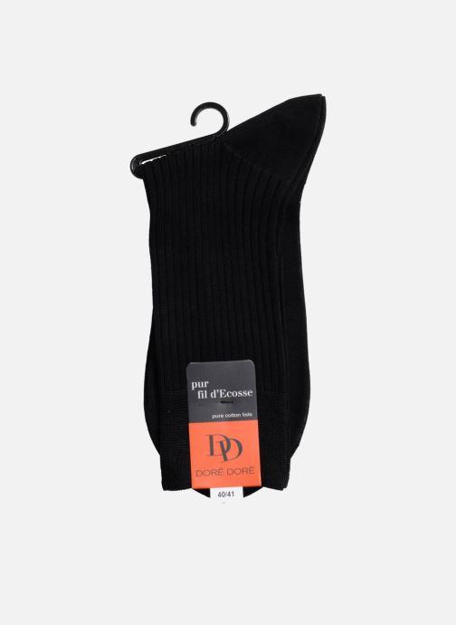 Socks & tights Doré Doré Socks PURETÉ Black front view