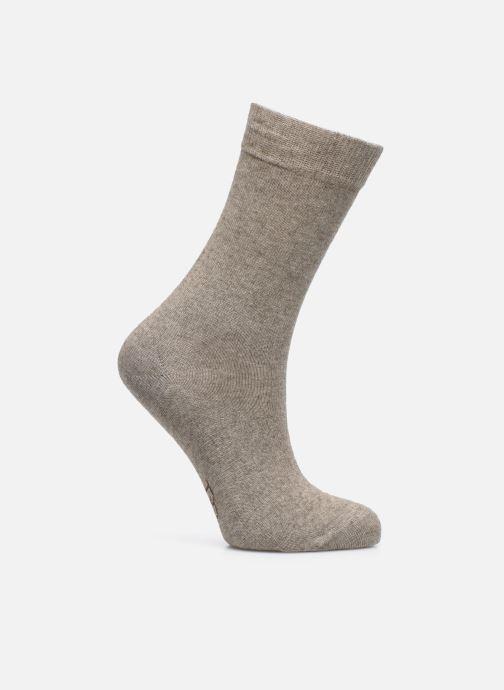 Sokken en panty's Doré Doré Sokken DOUBLE DOUCE Grijs detail