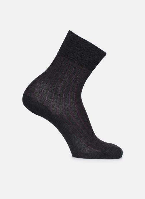 Socks & tights Doré Doré Socks SUBTILE Grey detailed view/ Pair view