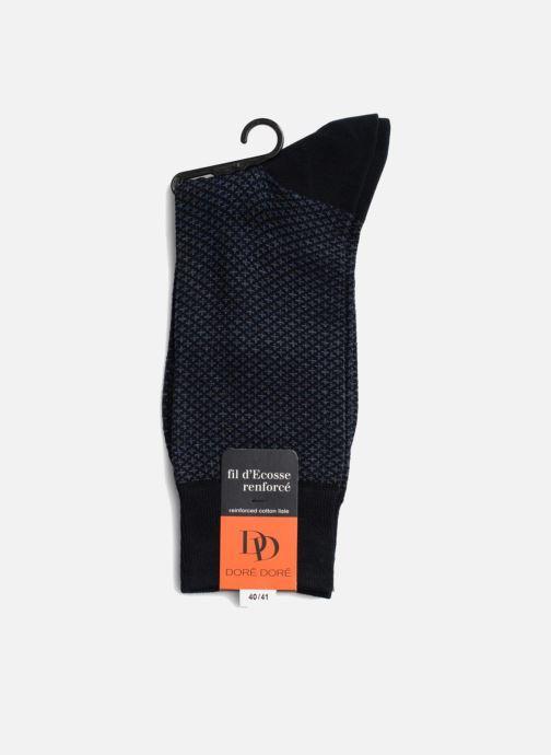 Chaussettes et collants Doré Doré Chaussettes FINESSE Bleu vue droite
