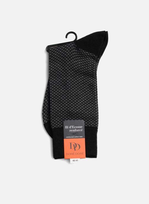 Socken & Strumpfhosen Doré Doré Socken FINESSE schwarz ansicht von rechts
