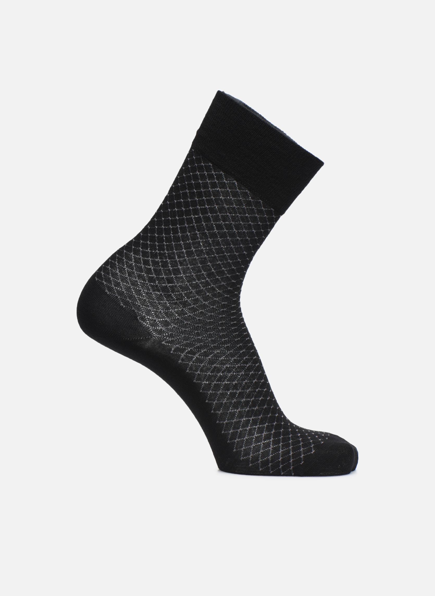 Chaussettes et collants Doré Doré Chaussettes DISTINCTION Noir vue détail/paire