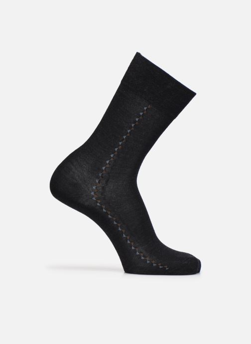 Socks & tights Doré Doré Socks BAGUETTE Grey detailed view/ Pair view