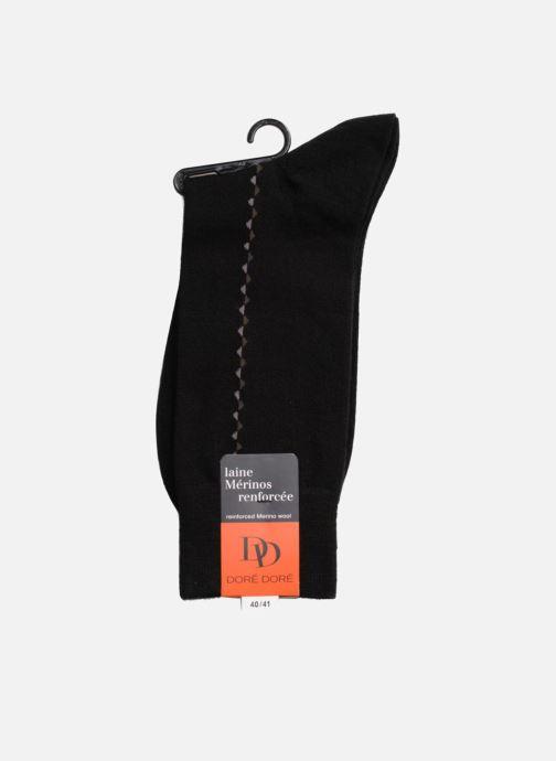 Socken & Strumpfhosen Doré Doré Socken BAGUETTE schwarz ansicht von rechts
