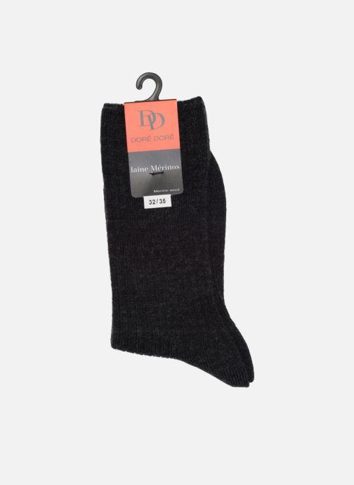 Socks & tights Doré Doré Socks AVENTURE Grey view from the right