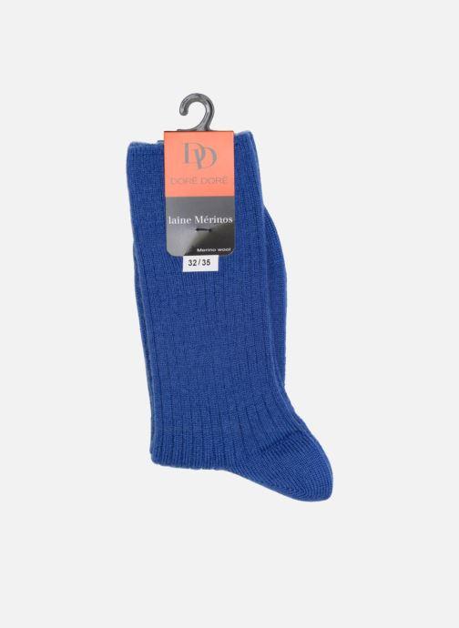 Chaussettes et collants Doré Doré Chaussettes AVENTURE Bleu vue droite