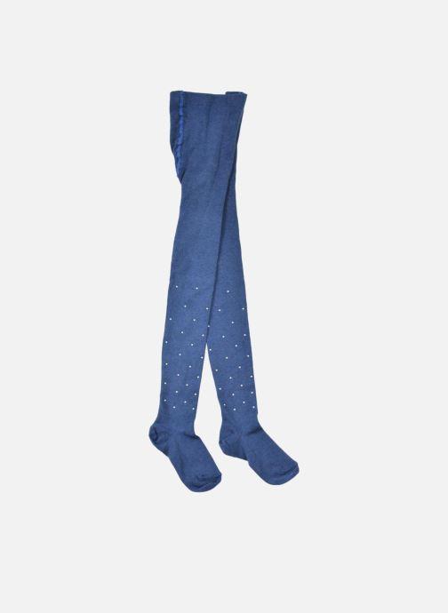 Socken & Strumpfhosen Doré Doré Strumpfhose PERLES blau schuhe getragen