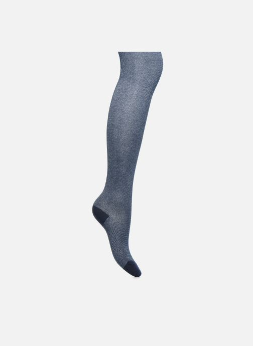 Socks & tights Doré Doré Tights GLITTER Blue detailed view/ Pair view